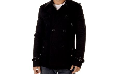 Pánský černý kabátek Bendorff