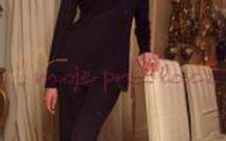 Dámské pyžamo Síélei RN14 z příjemného materiálu Síélei z kolekce na zimu
