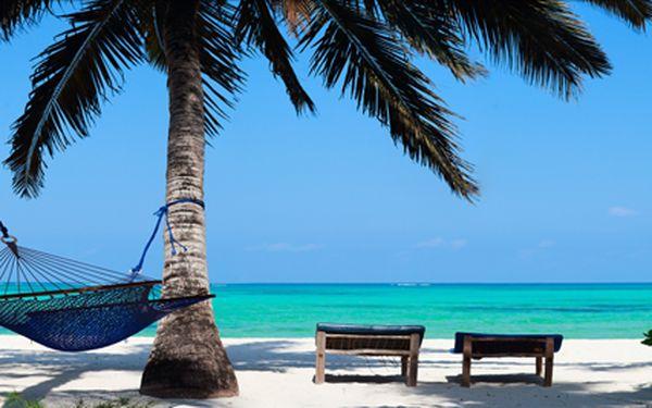 Exotický ráj na ostrově Zanzibar, užijte si dovolenou po svém. Letenky na Zanzibar v termínu 7.1.- 19.1.2014