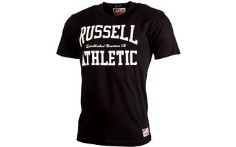 Pánské triko - russell athletic men tee retro
