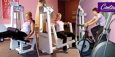 Contours fitness centrum pro ženy Pardubice