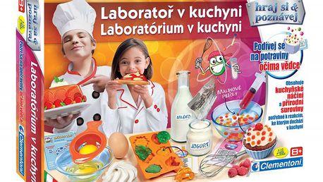 Albi experimentální sada - Laboratoř v kuchyni