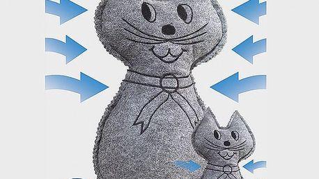 Odvlhčovač vzduchu kočka