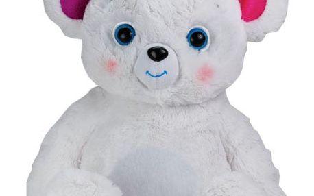 Alltoys Gloe - svítící medvídek - bude tvůj kamarád a ukáže ti spoustu kouzel a tajemství