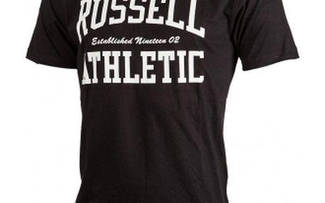 Pánské triko - russell athletic men tee retro