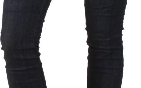 Luxusně vypadající dámské džíny DIESEL / Livier - tmavě modré