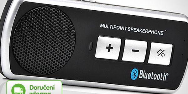 Bluetooth Handsfree do auta – doručení zdarma