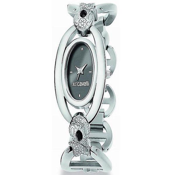 Dámské náramkové hodinky Just Cavalli s oválným ciferníkem