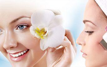 Dopřejte své pleti profesionální péči! 70minutové ošetření ultrazvukovou špachtlí včetně aplikace séra, peelingu, masky dle typu pleti, úpravy obočí a masáže obličeje a dekoltu za parádních 329 kč! Sleva 49%!