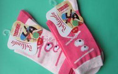 Dětské ponožky Bellinda BE495715 TEENAGE Classic Socks