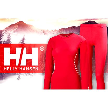 Set dámského termoprádla Helly Hansen