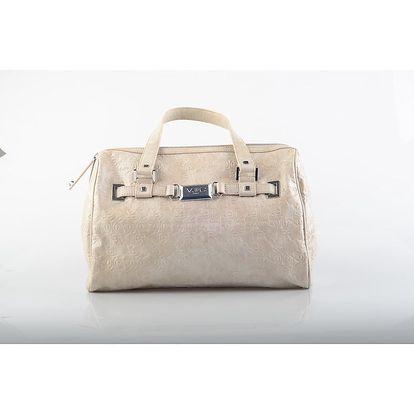 Dámská béžová kabelka Versace