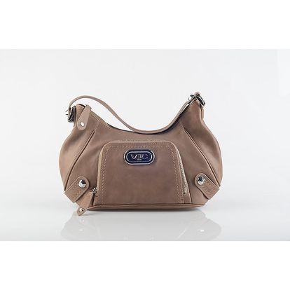 Dámská světle hnědá kabelka Versace