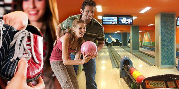 Hodinu bowlingu ve STEPu za fajn cenu