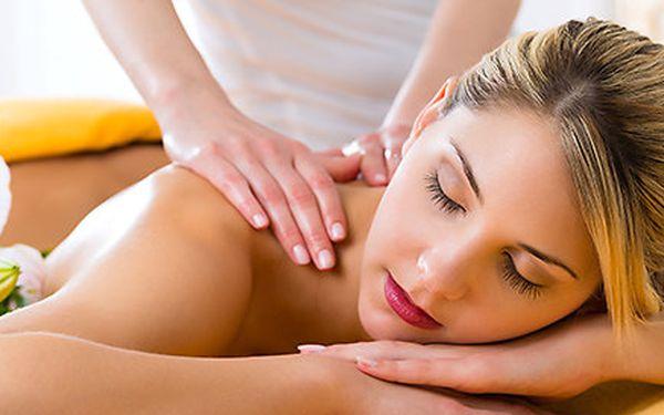 Masáž dle Vašeho výběru: sportovní, relaxační, klasická
