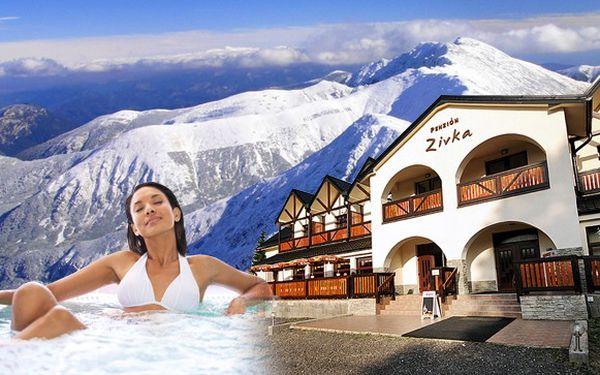 Nízké Tatry ubytování za výhodnou cenu