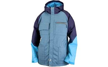 Pánská zimní bunda ride laurelhurst xxl