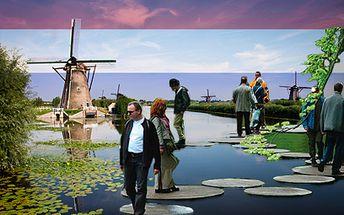 Třídenní zájezd do Amsterdamu jen za 1690 Kč!