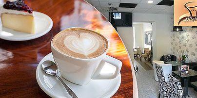 Kavárna Mapami