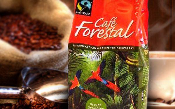 500g Café Forestal: luxusní kostarická káva s božskou chutí i vůní!