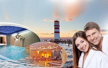 Wellness dovolená v maďarsku - 4 dny pro dva s polopenzí a vstupem do termálních lázní hegykö sá-ra a hotelového wellness jen 5 850 kč! Relax u neziderského jezera! Platnost voucheru 1 rok.