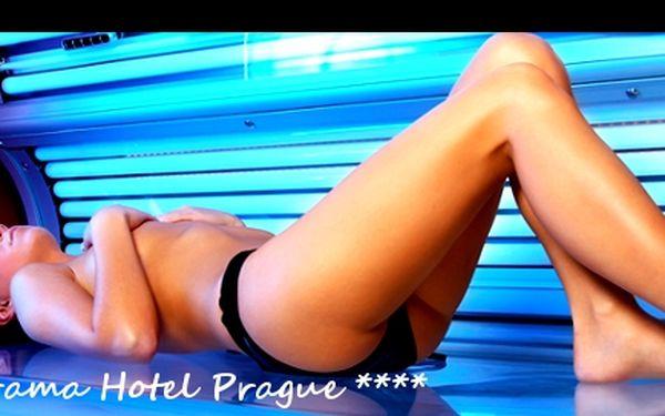 90 minut SOLÁRIA v luxusním wellness a fitness centru TOP DECK Panorama Hotel Prague**** jen za 399 Kč! Kvalitní solárium Ergoline Classic 500 Turbo Power za 4,43 na minutu.