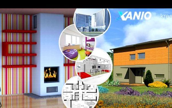 ARCHITEKTONICKÝ NÁVRH interiéru či objektu od prověřených architektů STUDIA XANIO se slevou až 70 %: Precizně zpracovaný návrh do posledního detailu podle trendů současné doby. Krásné bydlení už nemusí být pouhý sen.
