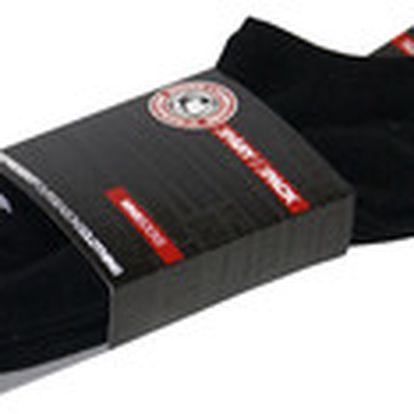 3PACK ponožek ultrakrátkých SUMMER Represent
