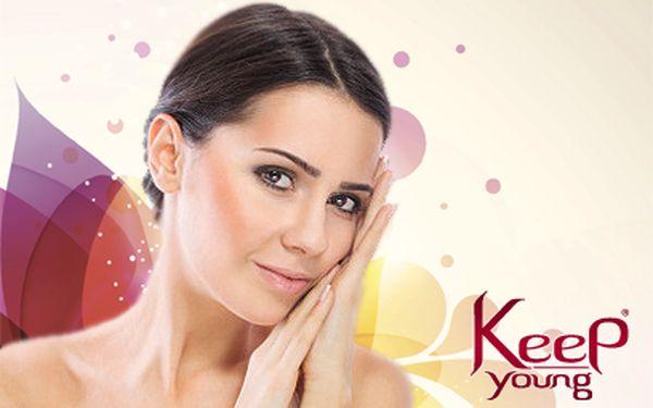 Kompletní kosmetika od 175 Kč ve studiu KEEP YOUNG!