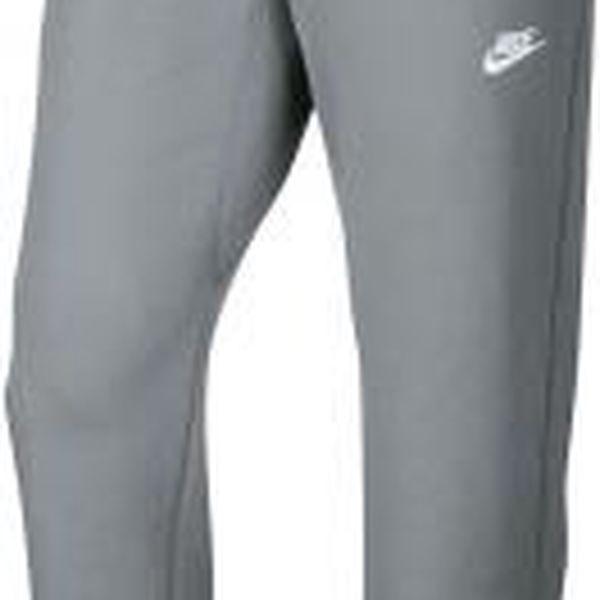 Nike AW77 OH FLC PANT šedá XL
