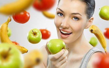 Analýza stravovacích návyků za 169 Kč! S ochutnávkou zdravé snídaně!