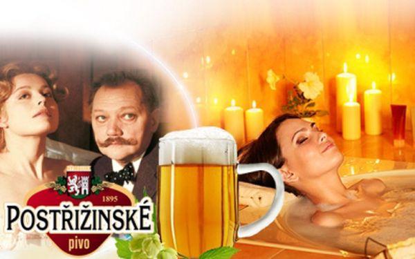Nabitý LÁZEŇSKÝ WELLNESS pobyt v Poděbradech! Luxusní pobyt pro DVA včetně SNÍDANÍ, pivní KOUPELE v Postřižinském ležáku nebo koupele v čokoládě a MASÁŽE již od 2490 Kč! Relaxujte a nechte se hýčkat se slevou 59%!