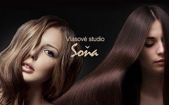 Prodloužení vlasů! Navštivte Studio Soňa a pyšněte se bujnou kšticí delší až o 45 cm za skvělou cenu 499 Kč! Krásné, husté a dlouhé vlasy vykouzlíme za pouhých 30 min.!