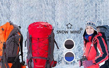 Špičkové EXPEDIČNÍ BATOHY Snow Wind 50+5l za exkluzivních 699 Kč ve 4 BARVÁCH! Vyrobeny z kvalitního, nepromokavého materiálu! Pláštěnka uvnitř batohu, zabrání promoknutí i v těch nejxtrémnějších podmínkách! Sleva 65%!