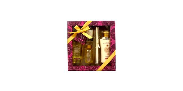 Soap Opera Budha Treatment Vanilla Luxury Bath&Body Care (4ks)