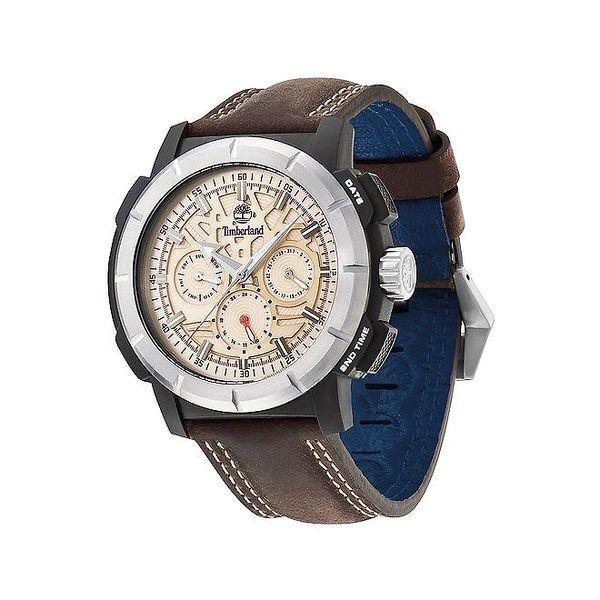 Timberland pánské hodinky TBL.13325JPBS/14