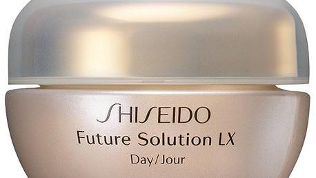 Shiseido Ochranný denní krém Future Solution LX SPF 15 (Daytime Protective Cream) 50 ml