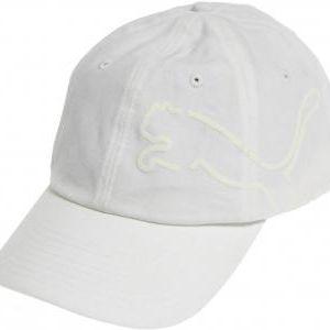 Puma CAT BASEBALL CAP bílá UNI