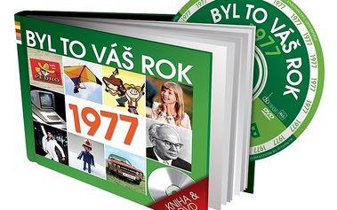 Byl to váš rok 1977, DVD+kniha