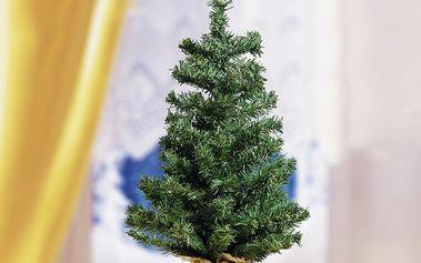 Malý vánoční stromeček zelený, 60 cm