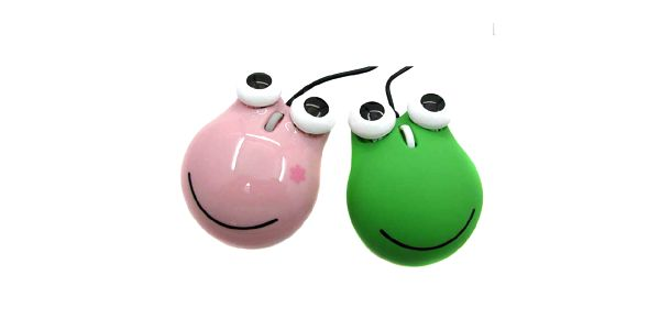 Myš s motivem žabky - 2 barvy a poštovné ZDARMA! - 1006996