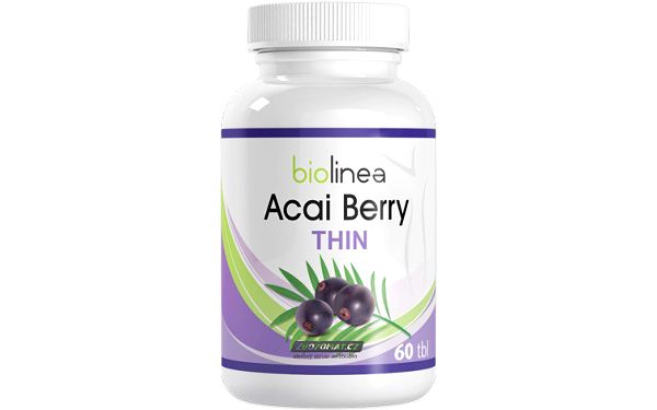 Acai Berry Thin tablety
