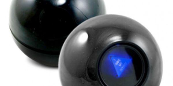Nevíte si někdy rady?? Magická koule MYSTIC BALL Vám odpoví na jakoukoli vaši otázku jen za 239 Kč!!