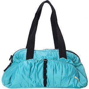 Látková fitness taška - puma f small workout bag