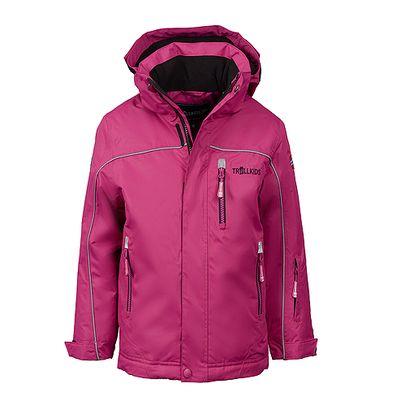 Růžová bunda Holmenkollen