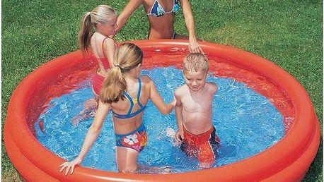 Bazén tříkomorový 183 x 33 cm, Acra