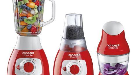 Stolní mixér+ ruční mixér+ mlýnek na kávu Concept