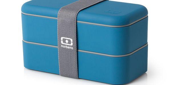 Svačinový box MB Original Bento Blue od Monbento