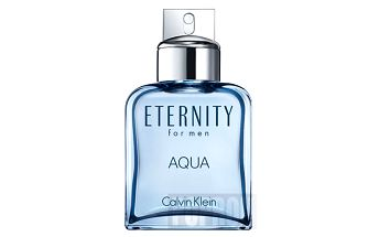 Calvin Klein Eternity male Aqua toaletní voda pro muže 50 ml
