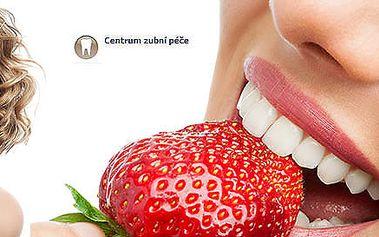 Ordinační bělení zubů a Airflow v Centru zubní péče